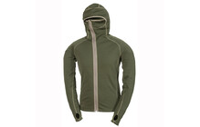 66 North Vik Men&#039;s Hooded Sweater dark olive